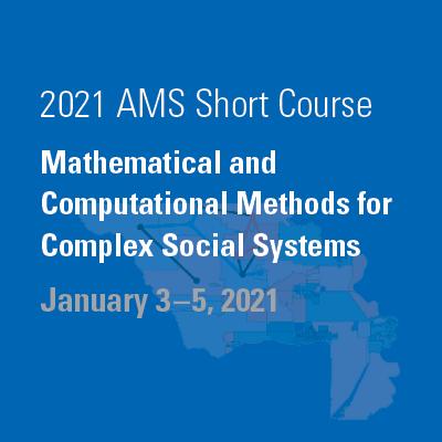 2021 AMS Short Course