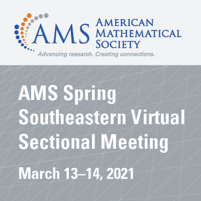 2021 Spring Southeastern Virtual Sectional Meeting